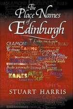 The Place Names of Edinburgh