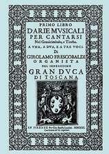 D'Arie Musicali Per Cantarsi. Primo Libro & Secondo Libro. [Facsimiles of the 1630 Editions.]:  An Exploration of Disabilityand Ability in Dreams