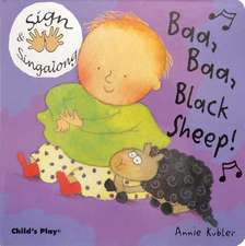 Baa Baa, Black Sheep!
