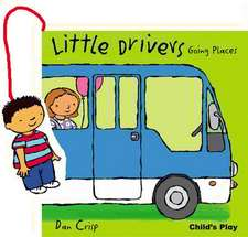 Little Drivers Going Places!:  Jumping on the Bed [With CD (Audio)]