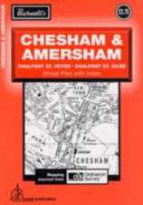 Chesham Street Plan