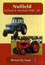 Condie, A: Nuffield, Leyland and Marshall 1948 - 85