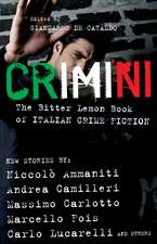 Crimini: The Bitter Lemon Book of Italian Crime