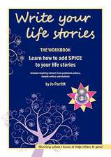 Write Your Life Stories