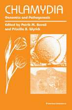 Chlamydia:  Genomics and Pathogenesis