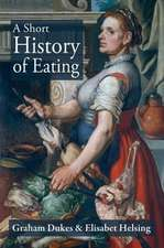 A Short History of Eating:  1914-1919