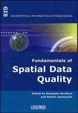 Fundamentals of Spatial Data Quality