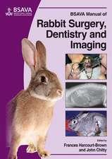 BSAVA Manual of Rabbit Surgery, Dentistry and Imaging