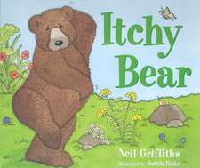 Itchy Bear. Neil Griffiths:  Exploring the Role of Storytime and Its Impact on Young Children