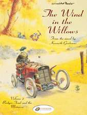 Wind In The Willows, The Vol.2: Badger, Toad And The Motor Car That Had To Be In A Field Of Its Own: this subtitle will extend over 60 characters and will end up over two fi elds if you don't cut it off where you are supposed to. Thanks for conc