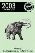Centre for Fortean Zoology Yearbook 2003