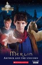Edwards, L: Merlin:Arthur and Unicorn Book