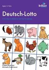 Deutsch-Lotto. a Fun Way to Reinforce German Vocabulary:  Viral Change in Action.