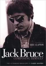 Jack Bruce Composing Himself