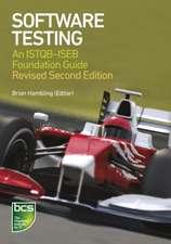 Hambling, B: Software Testing