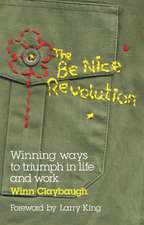 The be Nice Revolution