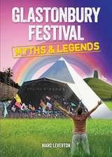 Glastonbury Festival Myths & Legends:  Bristol Graffiti & Street Art