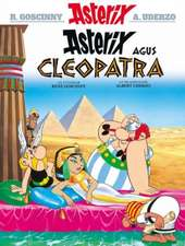 Asterix Agus Cleopatra (Gaelic)