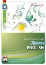 BrightRED Study Guide CFE Higher English