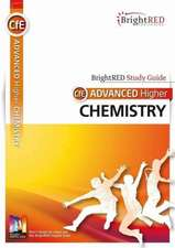 CFE Advanced Higher Chemistry Study Guide