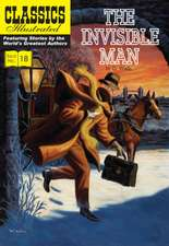 The Invisible Man: 6-12 ani