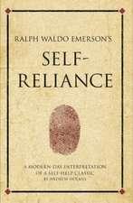 Holmes, A: Ralph Waldo Emerson's Self-reliance