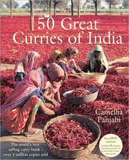50 Great Curries of India [With CDROM]