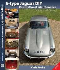 E-Type Jaguar DIY Restoration & Maintenance