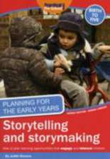 Stevens, J: Planning for the Early Years: Storytelling and S