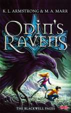 Blackwell Pages: Odin's Ravens