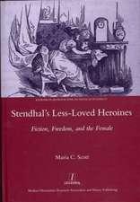 Stendhal's Less-Loved Heroines