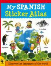 My Spanish Sticker Atlas