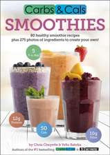 Carbs & Cals Smoothies