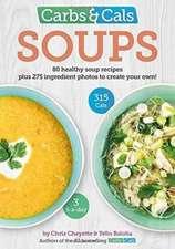 Cheyette, C: Carbs & Cals Soups