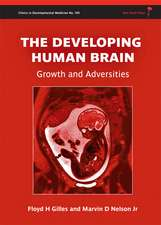 The Developing Human Brain: Growth and Adversities