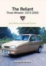 The Reliant Three-wheeler 1973-2002