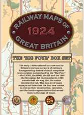 Railway Maps of Great Britain, 1924