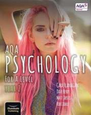 AQA Psychology for A Level Year 2 - Student Book