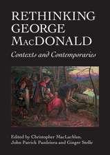 Rethinking George MacDonald