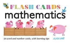 Gree, A: Flash Cards: Mathematics