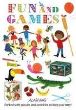 Gree, A: Alain Gree Fun and Games