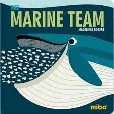 Mibo: The Marine Team (Board Book)