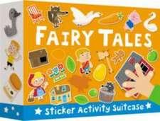 Sticker Activity Suitcase - Fairy tales
