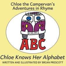 Chloe Knows Her Alphabet