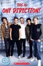 This is One Direction! Book & CD (A1 600 Headwords)