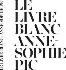 Le Livre Blanc