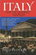 Italy for the Gourmet Traveler
