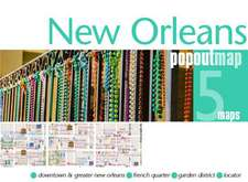 Popout Map New Orleans Double