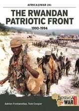 The Rwandan Patriotic Front 1990-1994:  1986 1989