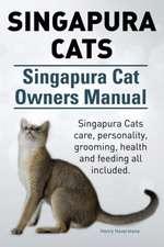 Singapura Cats. Singapura Cat Owners Manual. Singapura Cats care, personality, grooming, health and feeding all included.